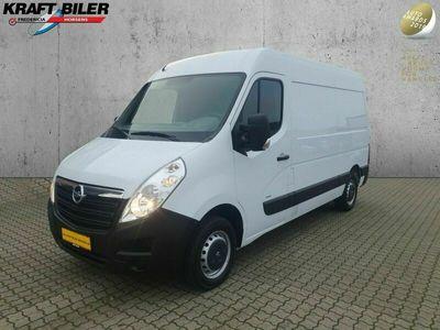 brugt Opel Movano 2,3 CDTi 136 Van L2H2