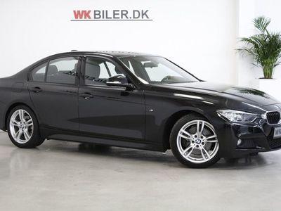 brugt BMW 328 i 2,0 M-Sport aut.