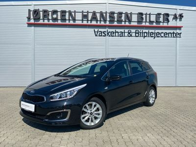 brugt Kia cee'd SW 1,0 T-GDI Attraction 120HK Stc 6g