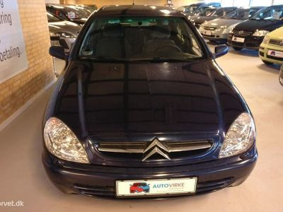 brugt Citroën Xsara Weekend 2,0 HDI Prestige 110HK Stc