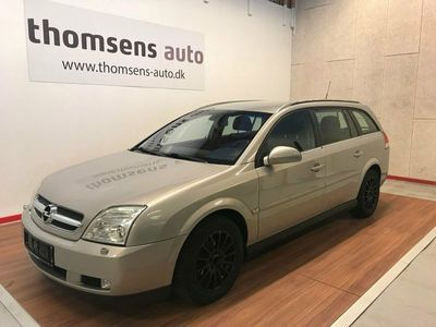 used Opel Vectra 1,9 CDTi Elegance stc.