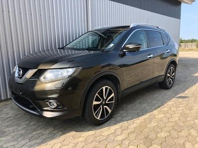 brugt Nissan X-Trail dCi 130 SUV 2WD 6 M/T 96KW