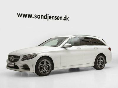 begagnad Mercedes C220 d 2,0 AMG Line stc. aut.