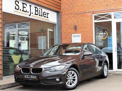 brugt BMW 320 d 2,0 D 190HK 6g A+