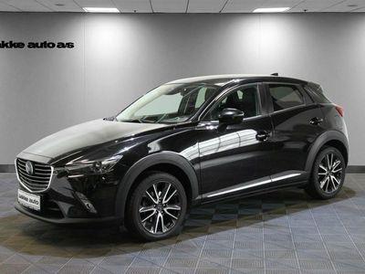 usata Mazda CX-3 2,0 Sky-G 120 Optimum aut.