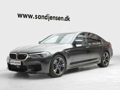 used BMW M5 4,4 xDrive aut.
