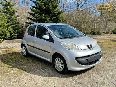 brugt Peugeot 107 1,0 5d