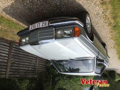 usata Mercedes 280 W123 2,8 liter