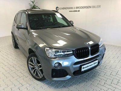usado BMW X3 2,0 xDrive20d M-sport aut.