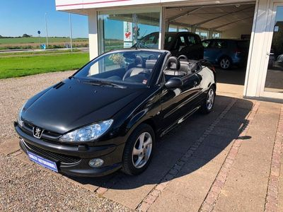 second-hand Peugeot 206 CC 1,6 16V