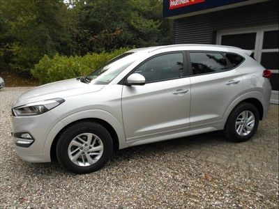 brugt Hyundai Tucson CRDi 141 Trend DCT