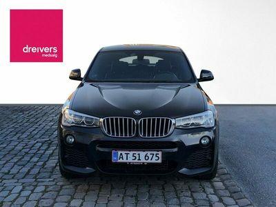 brugt BMW X4 30d SUV xDrive Steptronic | M Sport