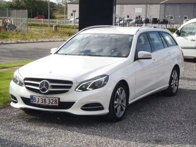 brugt Mercedes E220 2 CDi Avantgarde stc. aut.