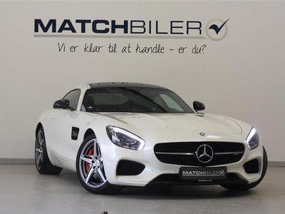 brugt Mercedes AMG GT S 4,0 V8 AMG Speedshift 510HK 2d 7g Aut.