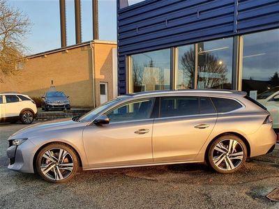 brugt Peugeot 508 SW 2,0 BlueHDi Allure EAT8 start/stop 163HK Stc 8g Aut.