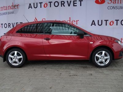 brugt Seat Ibiza 1,2 Commonrail TDI DPF Reference 75HK 3d