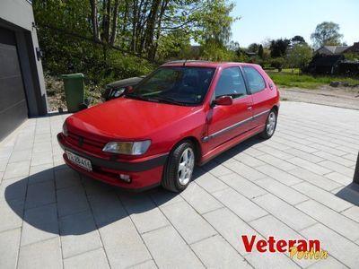 brugt Peugeot 306 S16
