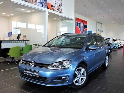 brugt VW Golf Variant 1,0 BlueMotion TSI Style DSG 115HK Stc 7g Aut.