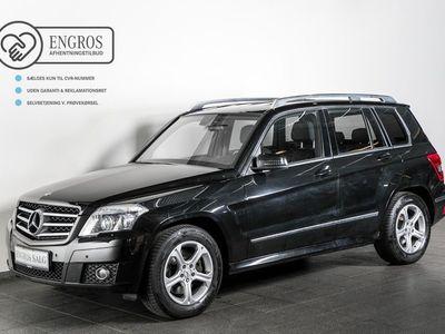 usata Mercedes GLK220 2,2 CDi aut. 4-M BE