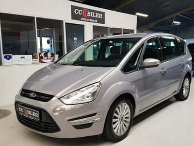 brugt Ford S-MAX 2,0 TDCi 163 Collection aut. 7prs