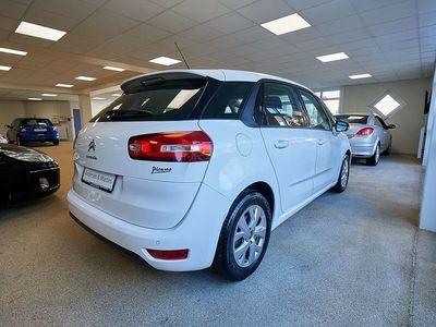 brugt Citroën C4 Picasso 1,6 e-HDi Seduction ETG6 90HK 6g Aut.