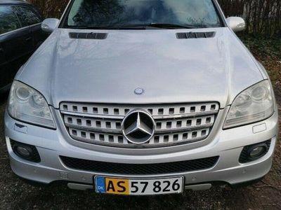 brugt Mercedes ML280 CDi aut. 4-M Van
