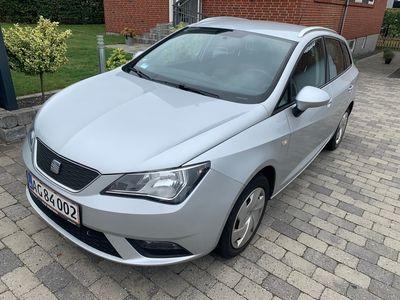 brugt Seat Ibiza 1.2 TDI 75 HK ECOMOTIVE ST. CAREcomotive