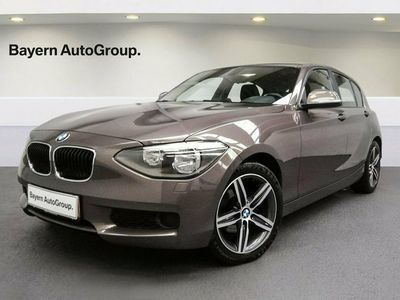 used BMW 118 d
