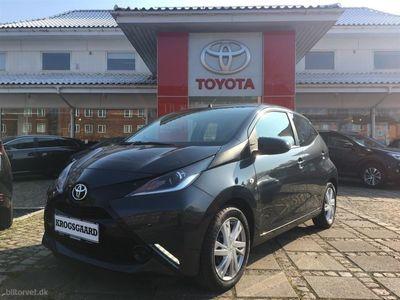 usata Toyota Aygo 1,0 VVT-I X-Sky 69HK 5d