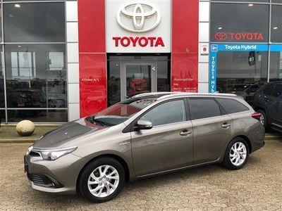 usata Toyota Auris Touring Sports 1,8 B/EL H2 Comfort 136HK Stc Aut.