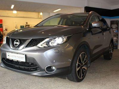brugt Nissan Qashqai 1,5 dCi 110 Tekna