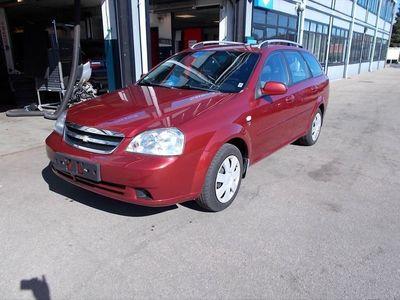brugt Chevrolet Nubira 1,6 SX A/C 109HK Stc