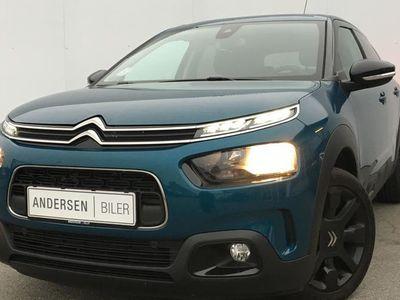 brugt Citroën C4 Cactus 1,2 PureTech Skyline EAT6 110HK 5d 6g Aut.