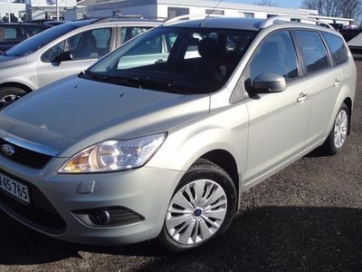 brugt Ford Focus 1,6 TDCi 90 Trend Collection stcar 5d