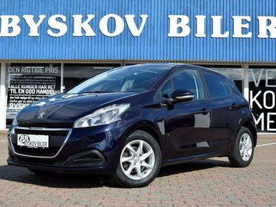 used Peugeot 208 1,6 BlueHDi 100 Envy Sky
