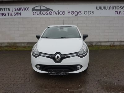 brugt Renault Clio IV 1,5 dCI 75 Expression Navi Style 5d