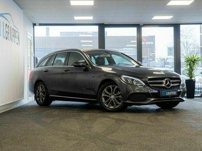 brugt Mercedes C220 d 2,2 Avantgarde stc. aut.