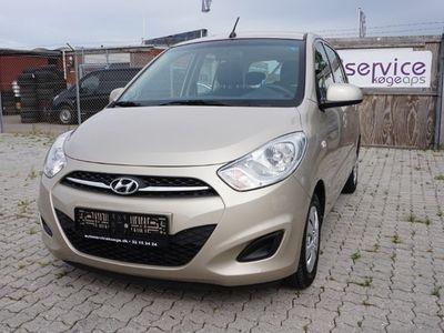 brugt Hyundai i10 1,2 Comfort A/C 5d