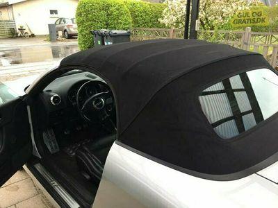 brugt Audi TT Roadster sælges