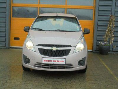 gebraucht Chevrolet Spark 1,0 Life