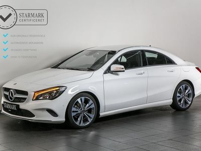 second-hand Mercedes CLA200 d 2,2 aut.