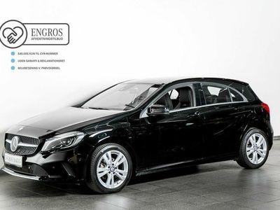 brugt Mercedes A180 d 1,5 Business aut.