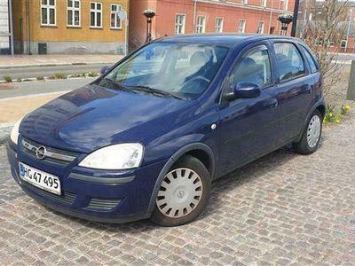 brugt Opel Corsa 1,2 Twinport Essentia 80HK 3d
