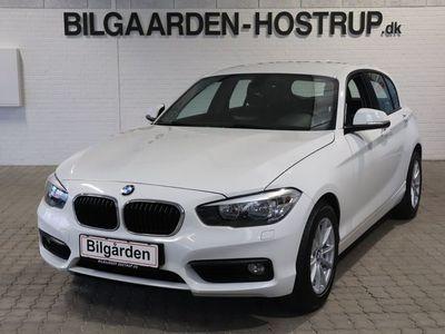 brugt BMW 118 d 2,0 Van