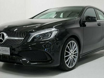 brugt Mercedes A200 Final Edition AMG Line aut. 2017
