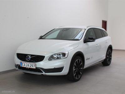 brugt Volvo V60 CC 2,4 D4 Plus AWD 190HK Stc 6g Aut.