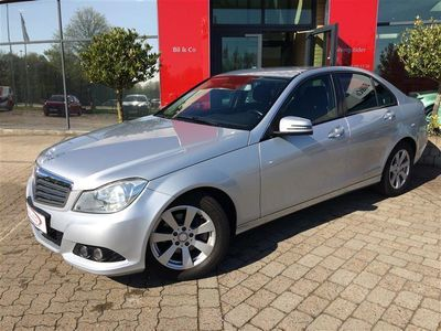 used Mercedes C180 2,1 CDI BlueEfficiency 120HK 6g