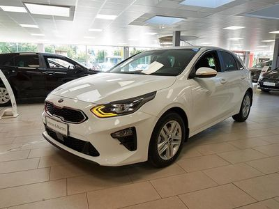 brugt Kia cee'd 1,4 T-GDI Intro Edition 140HK 5d 6g