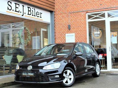 brugt VW Golf 2,0 TDI BMT R-Line 150HK 5d 6g A+