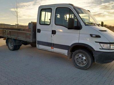 brugt Iveco Daily 35C17 Ladvogn 3,0 D 166HK Van